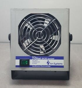 Zstat 6430 Ionizer Balance Controlled Blower Isostatic Technology Ionizing B
