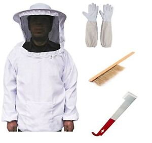 Beekeeping Starter Kit Supplies all Set Suit Costume Tools Bee Keeping Keeper