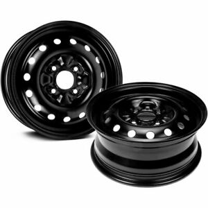 Dorman Set Of 2 Wheels 15 Inch Wheel Diameter New Chevy Set Rb939111 2