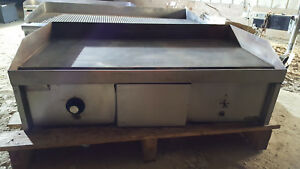 Star Commercial Restaurant 36 Electric 230v Countertop Flat Top Grill Griddle