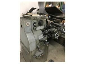 1968 Leblond Regal 15c5 15 Inch Swing Engine Lathe