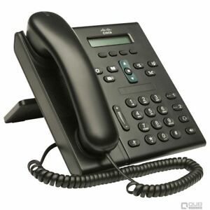 Cisco Cp 6921 Ip Business Phone 2 line W Stand And Handset Cp 6921 c k9