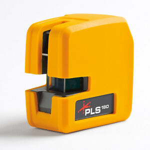 Pacific Laser Systems Pls 60521n Pls180 Red Cross Line Laser Level