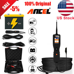 Ancel Pb100 12v 24v Power Probe Circuit Test Tool Avometer Car Voltage Ac dctest