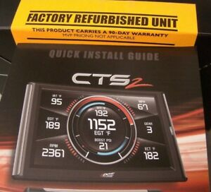 Edge Evolution Cts2 Diesel Tuner Fits 01 16 Chevy 94 16 Ford 03 12 Dodge