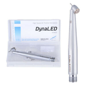 Nsk Style Dental Led E generator High Speed 45 Degree Handpiece 2 Hole Turbine