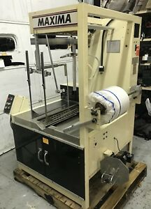 Ampak Vertical Form Fill Seal Vffs Bagger Bag Packaging Machine Max1616spc