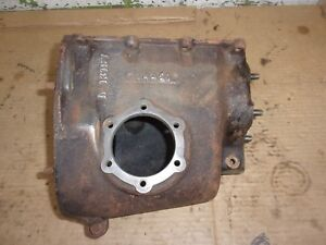 1918 Dodge Transmission Case Housing B 13187 1919 1922 1924 1926 1920 1923 H