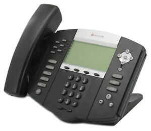 Polycom 650 12 Line Ip Display Phone Connection Issues