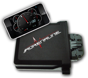 Quadzilla Adrenaline With Iquadbt Fits 2001 Dodge 5 9l Cummins
