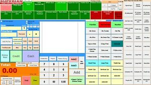 Point Of Sale pos Software For Corner Shop Restaurant Takeaway Caller Id