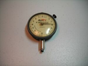 Sunnen P 310 P 350 Valve Guide Gage Dial Indicator