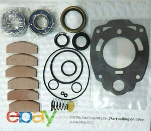 Snap On Im1800 Im1800l Tune Up Kit With Bearings And 2 Throttle Valve Kits