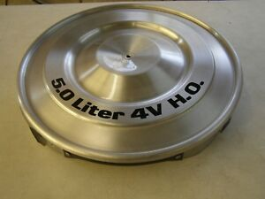 Nos Oem Ford 1983 1984 1985 Mustang Gt 5 0 H O Air Cleaner Assembly Lid
