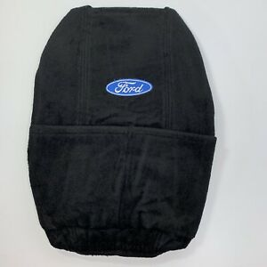 Black Console Cover Pad Seat Armour For 2015 18 Ford F 150 Pickup Truck