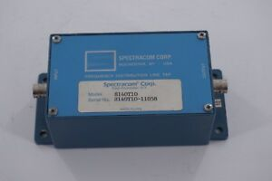 Spectracom 8140t10 Frequency Distribution Line Tap