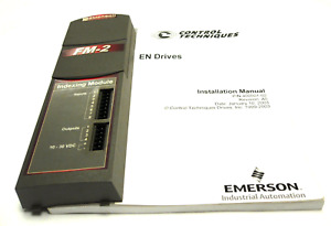 New Emerson 960505 01 Indexing Module Fm 2