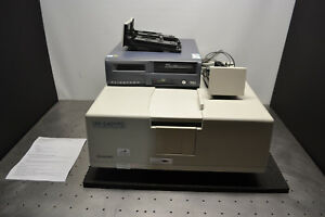 Shimadzu Uv vis Recording Spectrophotometer Uv 2401 Pc W Pc And Accessories