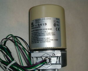 Siebe Invensys Mf5413 Hydraulic Actuator Barber Coleman