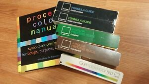 Pantone Formula Process Guide And Process Color Manual