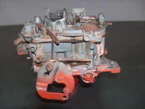 1979 Chevy Gmc Truck 350 V8 Rochester Quadrajet 4 Barrel Carburetor 17059201