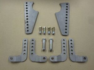 Coil Over Shock Mount Kit Adjustable Lower Brackets For Coil Overs Best Price