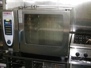 Rational Scc 62 Self Cooking Center Combi Oven
