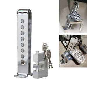Security Brake Clutch Lock Anti Theft Pedal Lock Car Stainless Steel Truck