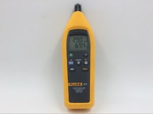 Fluke 971 Temperature Humidity Meter With Clip s21016186