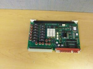 Amsco steris V116 Sterilizer I o Board Assembly 146665 425 Rev 5 14989