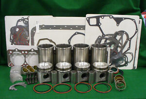 Rp945189 International Dt268 Turbo Overhaul Engine Rebuild Kit 995 4240