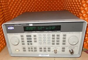 Hp Agilent 8648b 9khz 2000mhz 2ghz Signal Generator Opt 1ea High Power