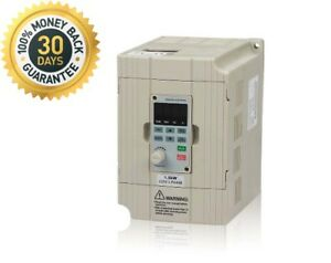 Series Single Phase Vfd Drive Vfd Inverter Professional New