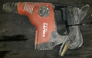 Hilti Te 7 c 120 Volts Sds Corded electric Plus Hammer Drill nice Tested Unit