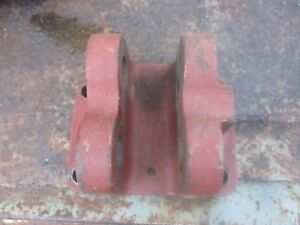 1977 Allis Chalmers 7040 Diesel Farm Tractor 3 Point Hitch Top Bracket Free Ship