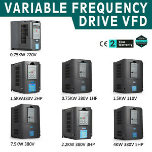 Newest Variable Frequency Drive Vfd Inverter Close loop Extremely Solutions