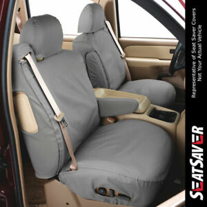 Seatsavers ss2348pcgy Fits Saturn Vue Base Red Line 2002 2003 2004 2005