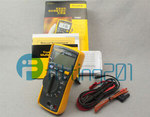 F116c Fluke 116c Hvac Multimeter With Temperature And Microamps New