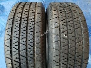Unused 33 Year Old Original Michelin Sport Xgt 205 55 Vr16 Tire 4 Show
