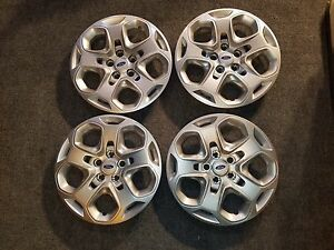 Set Of 4 Brand New 2010 2011 2012 Fusion 17 Wheel Covers Hubcaps 7052