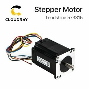 Leadshine 573s15 Stepper Motor 3 phase Hybrid Step For Nema23 1 5 N m 212 Oz in