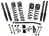 Skyjacker Jl40rbpblt Dual Rate Long Travel Lift Kit System 3 5 4 W Max Shocks