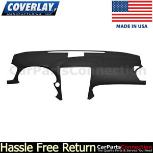 Coverlay Dash Board Cover Black For 06 09 Lexus Is250 Is350 11 608ll Blk