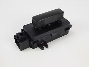 1999 2006 Cadillac Gmc Chevrolet Power Seat Switch Front Lh Driver Side Oem