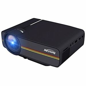 Tc80 Led Mini Projector Home Theater Lcd Hd Movie Video Projectors Support Tv