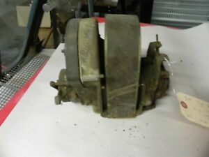 Ihc Type E4a 4 Cylinder Tractor Farmall Regular Untested For Parts Magneto Core