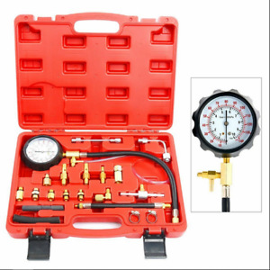 0 140psi Fuel Injection Pump Pressure Tester Test Pressure Gauge Kit
