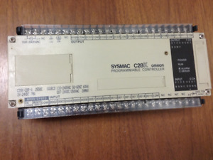 Omron Model C28k cdr a Programmable Logic Controller