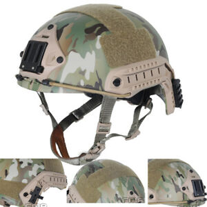 FMA Tactical Paintball Airsoft  FMA  Ballistic Helmet  Multicam OPS-CORE TB460