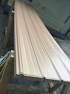 3x25ft Brand New Metal Roofing Panels Copper Color 50 Sheets